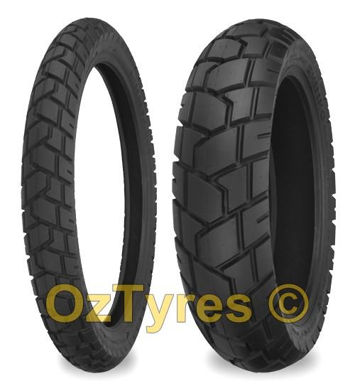 Shinko 705 Dual Sport Tyres - OzTyres